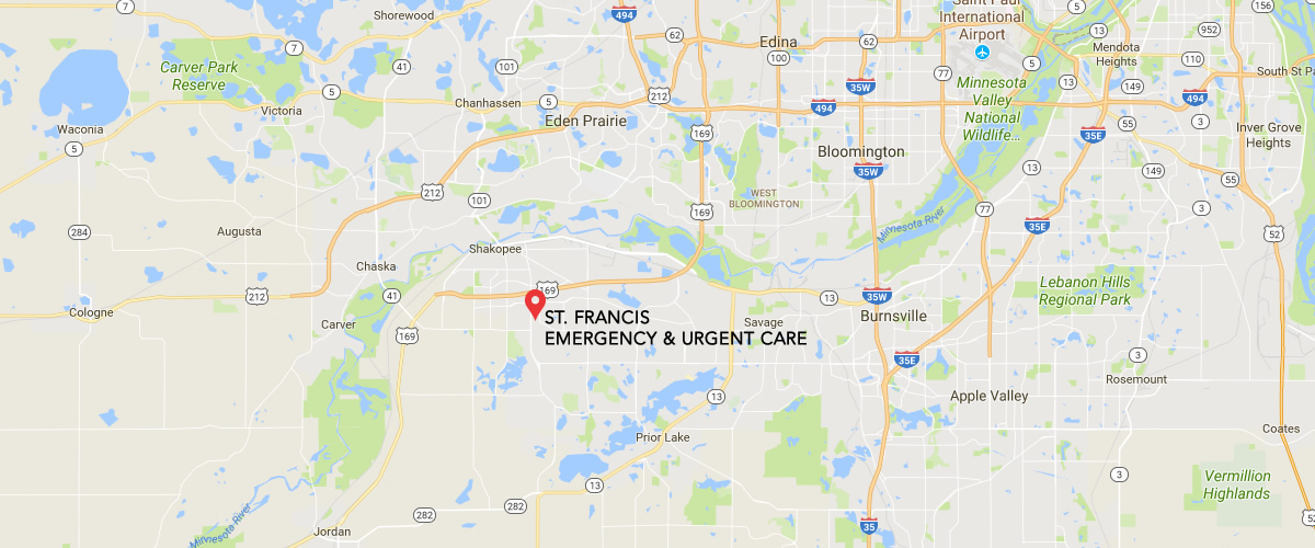 Emergency Department Shakopee Minnesota